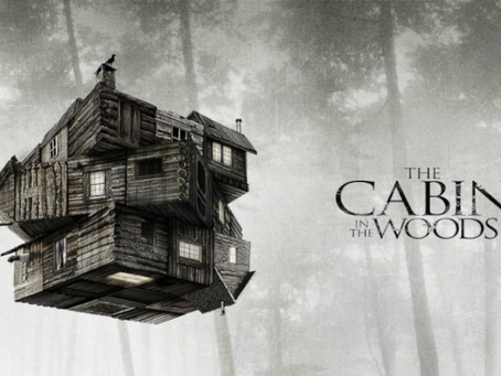 Talk From Superheroes: Cabin In The Woods
