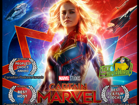 Talk From Superheroes: Captain Marvel