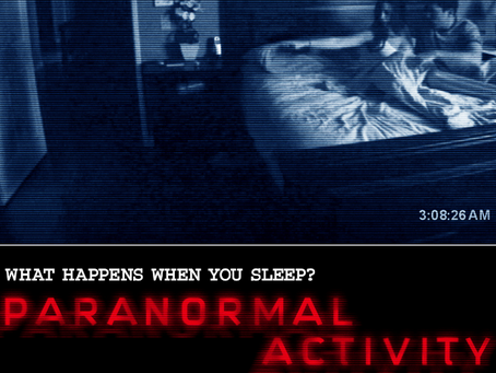 The Villain Was Right: Paranormal Activity