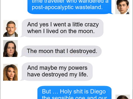 Texts From Superheroes: Leadership