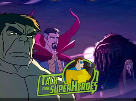 Talk From Superheroes: Hulk Where Monsters Dwell