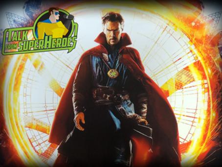 Talk From Superheroes: Doctor Strange