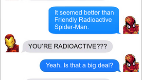 Texts From Superheroes: Good To Know