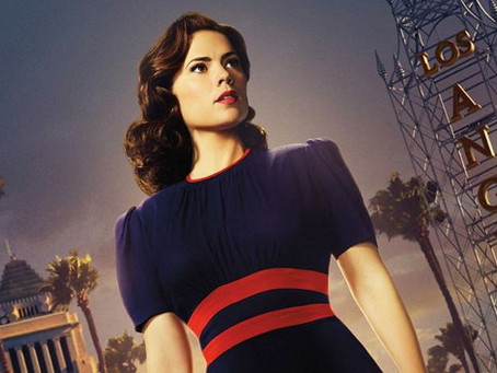 Talk From Superheroes: Agent Carter