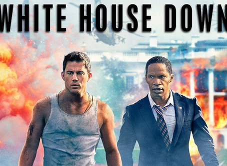 Talk From Superheroes: White House Down