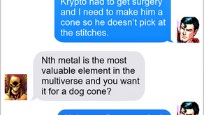 Texts From Superheroes: Superman's Best Friend