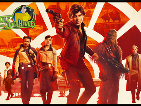 Talk From Superheroes: Solo