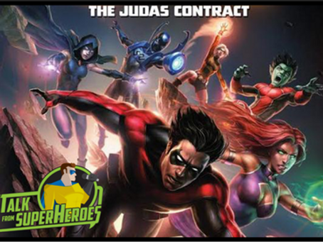 Talk From Superheroes: The Judas Contract