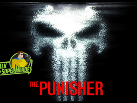 Talk From Superheroes: The Punisher (2004)