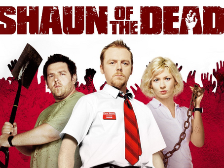 Talk From Superheroes: Shaun of the Dead
