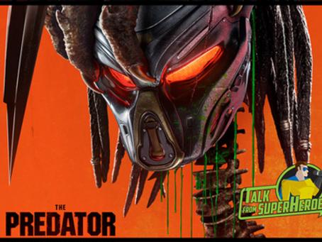 Talk From Superheroes: The Predator (2018)