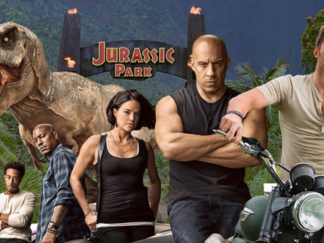 Fast and Furious Should Add Dinosaurs Because Fuck It That's Why