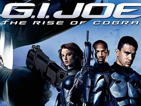 Talk From Superheroes: G.I. Joe - The Rise of Cobra
