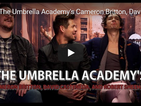 Interview With The Umbrella Academy
