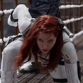 Just How Often Does Black Widow Pose in the MCU?
