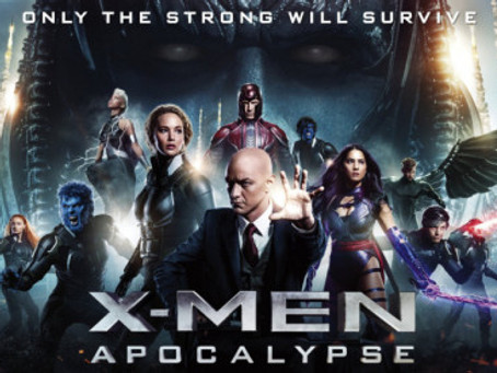 Talk From Superheroes: X-Men: Apocalypse