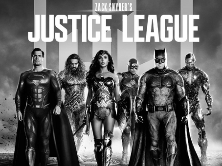 Talk From Superheroes: Zack Snyder's Justice League