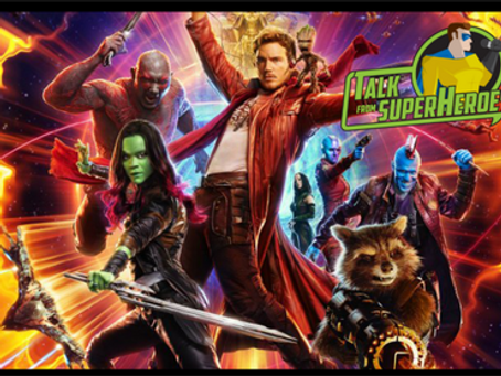 Talk From Superheroes: Guardians of the Galaxy Volume 2