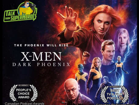 Talk From Superheroes: Dark Phoenix