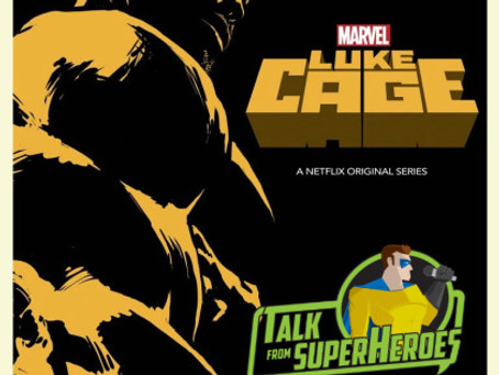Talk From Superheroes: Luke Cage (Part 2)