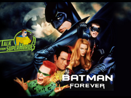 Talk From Superheroes: Batman Forever