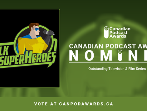 Canadian Podcast Awards Nominations