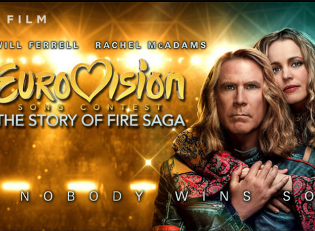 The Villain Was Right: Eurovision Song Contest: The Story of Fire Saga