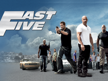 Talk From Superheroes: Fast Five