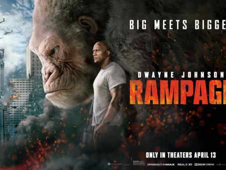 Talk From Superheroes: Rampage
