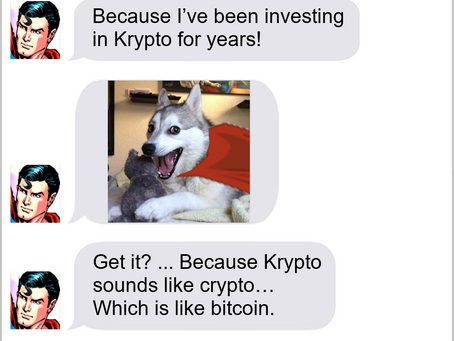Texts From Superheroes: Acute Investments