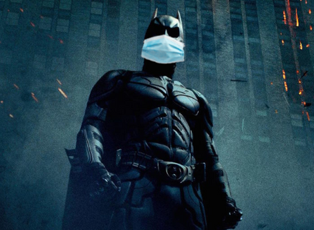 Batman Tests Positive For Covid Despite Claiming To Have Been Self-Isolating His Entire Life