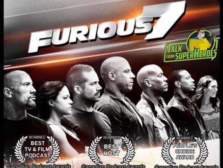 Talk From Superheroes: Furious 7