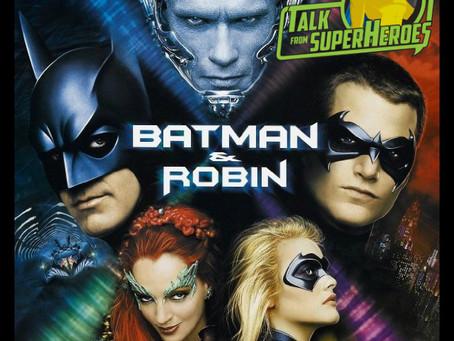 Talk From Superheroes: Batman & Robin