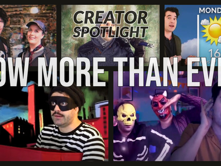Creator Spotlight: NOW MORE THAN EVER