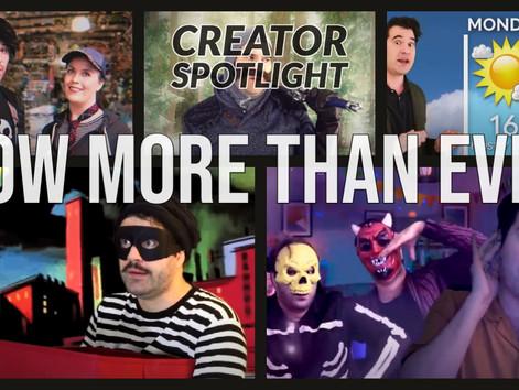 Creator Spotlight: NOW MORE THAN EVER