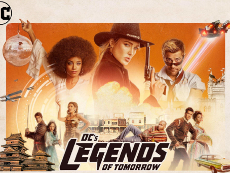 Talk From Superheroes: Legends Of Tomorrow (Season 5)