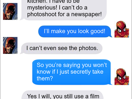 Texts From Superheroes: A Picture's Worth a Thousand Dollars