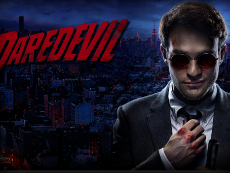 Talk From Superheroes: Daredevil