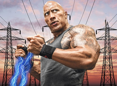 The Rock prepares for role of Black Adam by developing seven mythical super powers