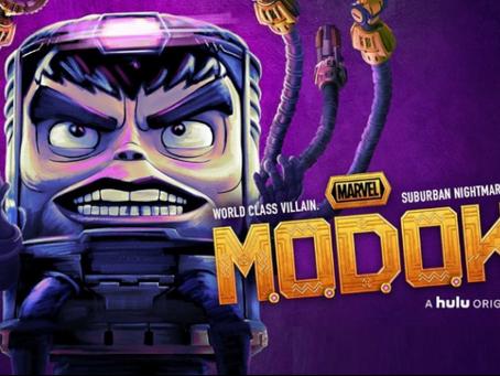 Talk From Superheroes: Marvel's M.O.D.O.K.