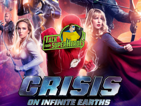 Talk From Superheroes: Crisis on Infinite Earths (Part 2)