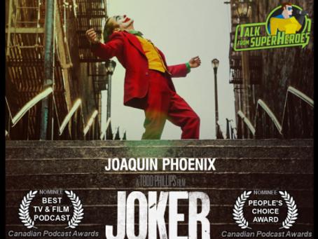 Talk From Superheroes: Joker