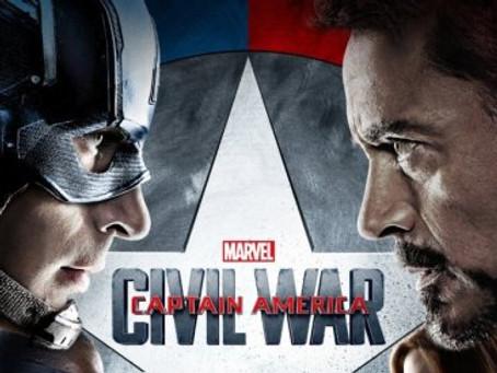 Talk From Superheroes: Civil War