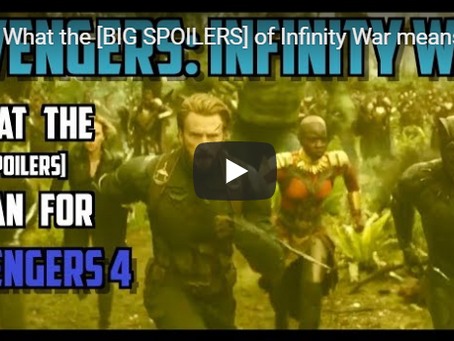 Infinity War: What the [SPOILERS] Mean For Avengers 4 (Video)