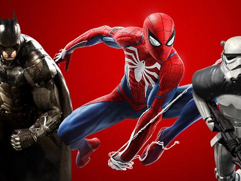The 9 Best Superhero Games to Binge In Self-Isolation