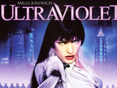 Talk From Superheroes: UltraViolet