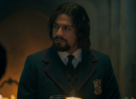 The Umbrella Academy's David Castañeda Talks Dance Moves, Love Interests and Fart Jokes in Season 2