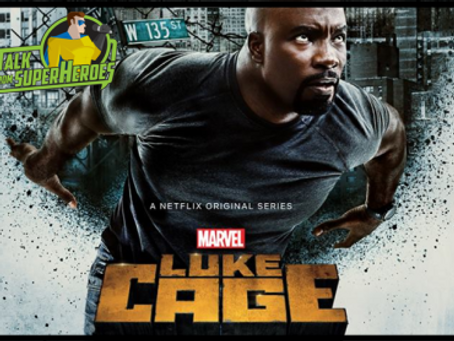 Talk From Superheroes: Luke Cage (Season 2)