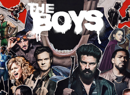 Talk From Superheroes: The Boys (Season 2)