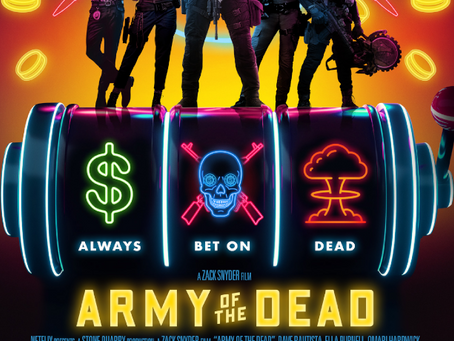 Talk From Superheroes: Army of the Dead